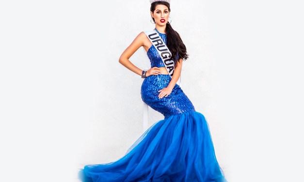 Mara Martínez viaja a Lima para representar a Uruguay en el Miss Golden Universe 2018