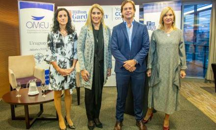 OMEU inició ciclo de charlas sobre el rol de la mujer en la política