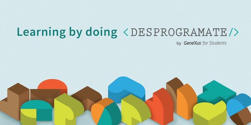 Desprogramate al cubo: se viene la 3era edición del evento de software para jóvenes