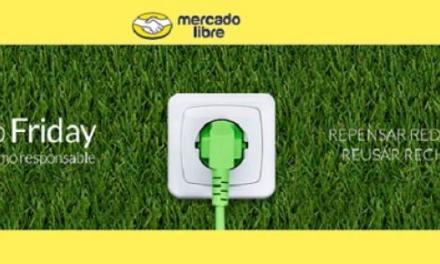 Mercado Libre presenta una nueva edición del #EcoFriday para impulsar el consumo responsable