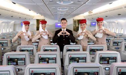 Distinguen a Emirates por el Mejor Entretenimiento a bordo  en los premios Skytrax 2018