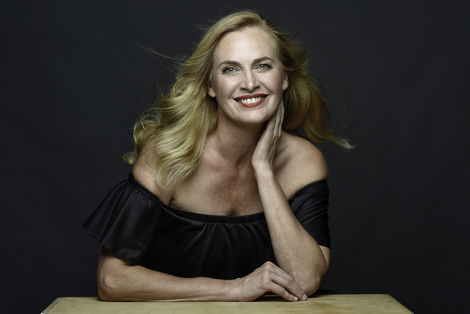 """Silvia Holly: """"Una modelo es una empresa en sí misma, es tener una filosofía de vida, es cuidarse siempre, ser inteligente, pensar y reflexionar para luego actuar de manera brillante"""""""