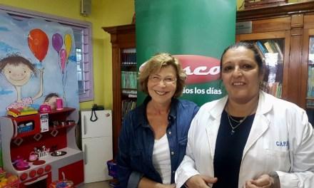 Disco lanzó campaña solidaria por el Hospital Pereira Rossell
