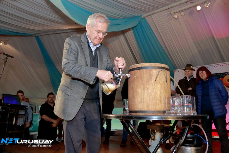 Más de mil personas visitaron el OKTOBERFEST realizado en la Chacra La Redención, para presenciar la gran celebración alemana