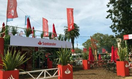 El Pabellón Santander abrió sus puertas en la Expo Prado con beneficios para sus clientes