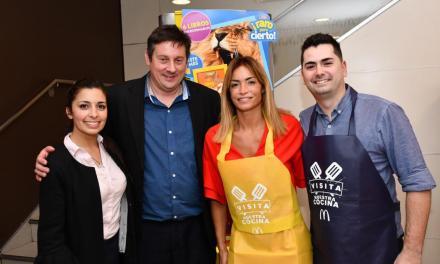 Más de 3200 personas recorrieron las cocinas de McDonald's en Uruguay