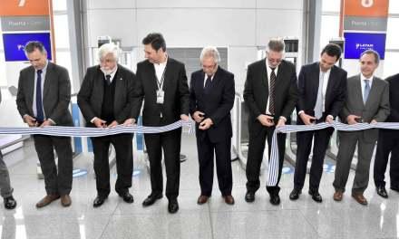 Aeropuerto de Carrasco es el primero de América Latina con reconocimiento facial en puertas de embarque