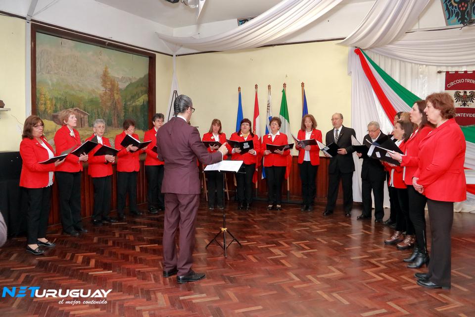 Por primera vez el Círculo Trentino de Montevideo abrió sus puertas en el Día del Patrimonio