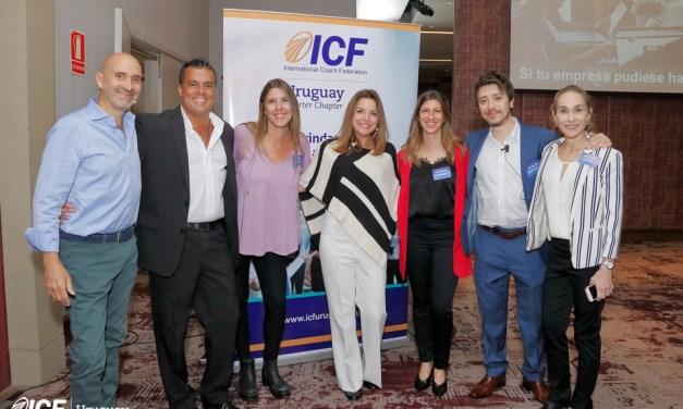 """La International Coach Federation (ICF) de Uruguay presentó """"EXPERIENCIA COACHING 2018 – La oportunidad de experimentar el valor del Coaching en las Organizaciones"""""""