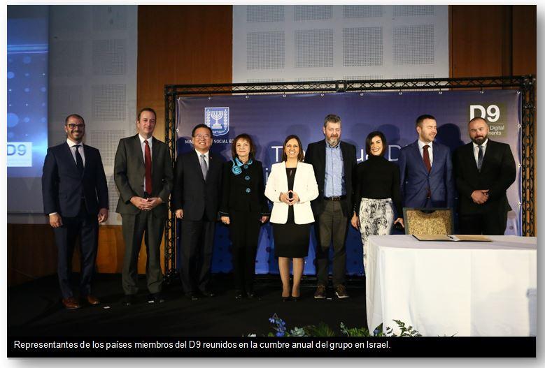 Uruguay  asumD9ió presidencia del  Digital  9