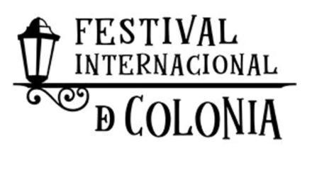 Festival Internacional de Colonia 8,9 y 10 de noviembre