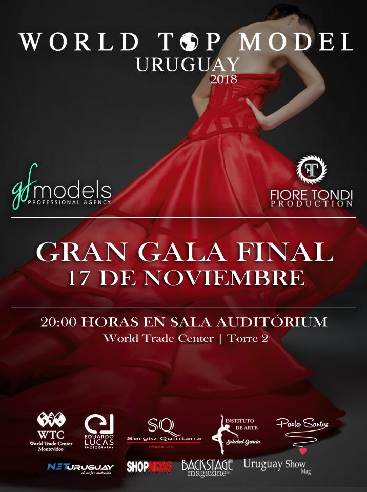 El mayor certamen de modelos profesionales – World Top Model – tendrá su gala final en el WTC