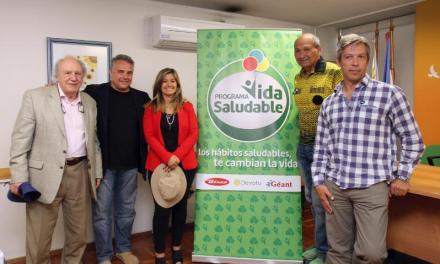 Grupo Disco dona sombreros con protección UV  para trabajadores municipales