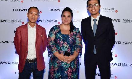 Huawei presentó oficialmente en Uruguay la serie Mate 20 con un evento de tecnología para los sentidos
