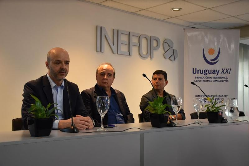 Empresas de servicios globales se capacitarán gracias a un nuevo convenio de Finishing Schools entre Uruguay XXI e INEFOP