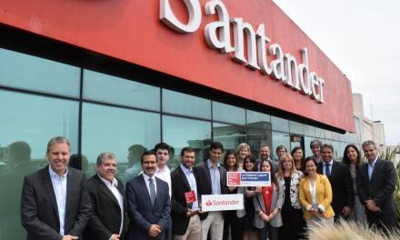 Santander entre las mejores empresas para trabajar en Uruguay, según Great Place to Work 2018
