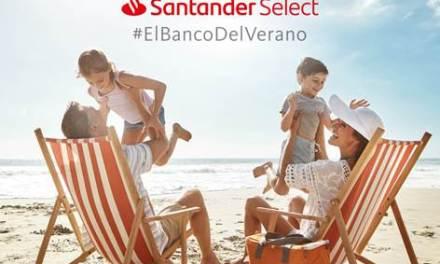 Santander invita a sus clientes a disfrutar el verano con experiencias exclusivas