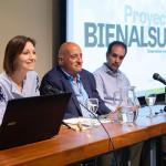 Montevideo fue escenario del primer Encuentro BIENALSUR