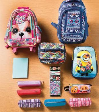 Vuelven las clases y hay que preparar la mochila