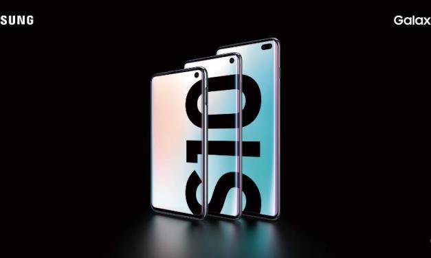 Samsung presentó el primer smartphone plegable: Galaxy Fold