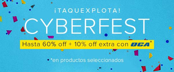 Mercado Libre celebra una nueva edición de Cyberfest con descuentos de hasta 60%