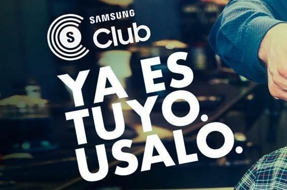 Los Mejores Aprovechadores de Clubes de Beneficios tienen ahora un Samsung Club renovado