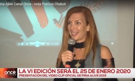 Presentación del Video Clip Oficial de Piria Alive 2019