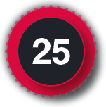 25 year heritage
