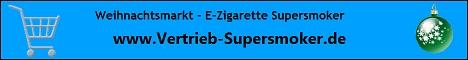 Weihnachts Angebot Supersmoker E-Zigarette