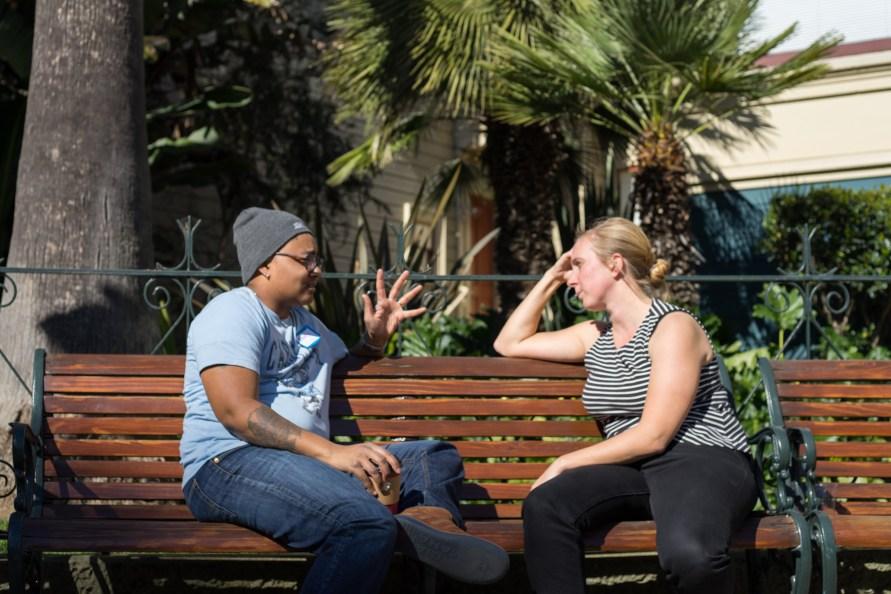 Pair Discussion