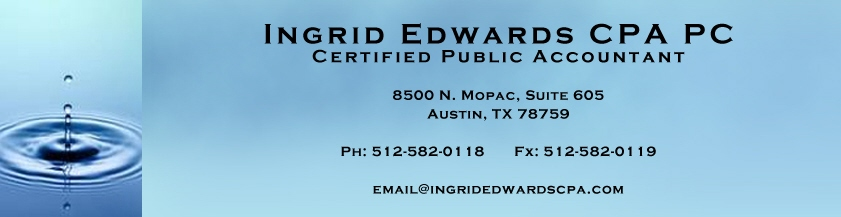 Ingrid Edwards, CPA