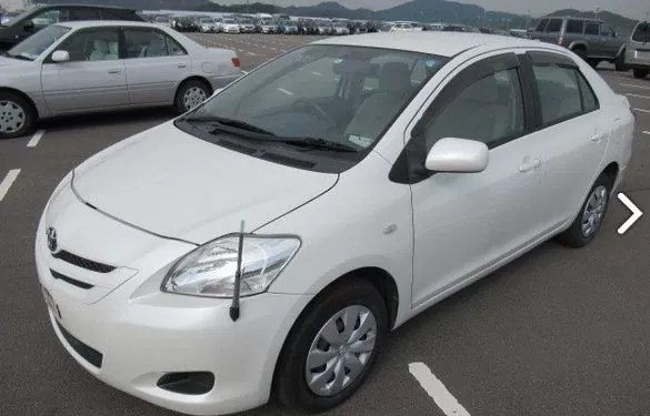 Toyota Belta BeForward