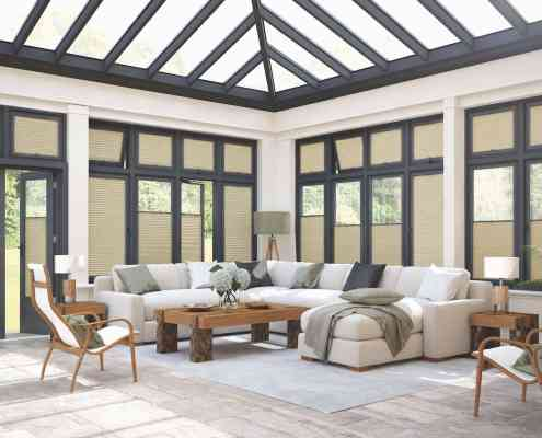 Perfect Fit Carnival Low E Stone Conservatory