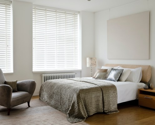 Wooden Faux Wood Blinds