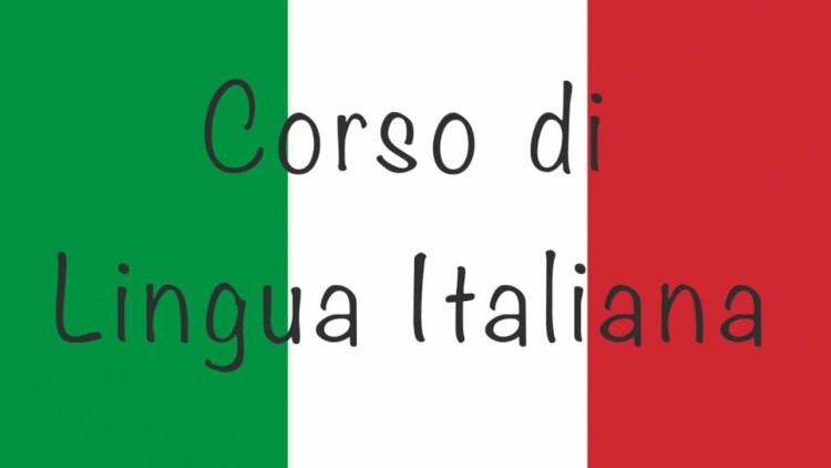 CORSO ITALIANO