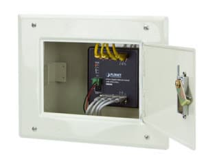Incasso Switch PoE WGS-804HP-1 Compatto-4 Lan+4PoE