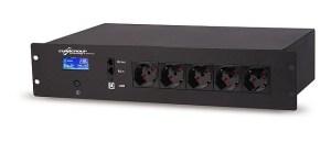 "4Power UPS Multipower 2KVA rack16"" UPS Multipower 2KVA rack16"", 5 prese frontali, 4Power srl"