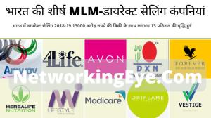भारत की शीर्ष MLM-डायरेक्ट सेलिंग कंपनियां