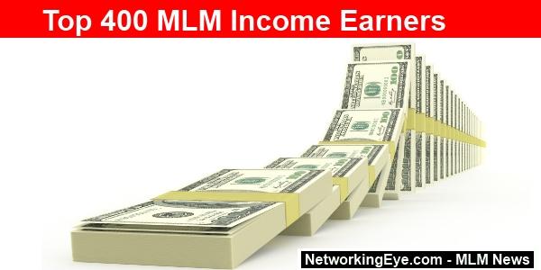 Top 400 MLM Income Earners