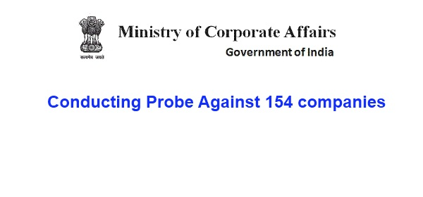 Government conducting probe against 154 companies, Sachin Pilot's Reply to Rajya Sabha