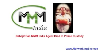 Nabajit Das MMM India Agent Died In Police Custody