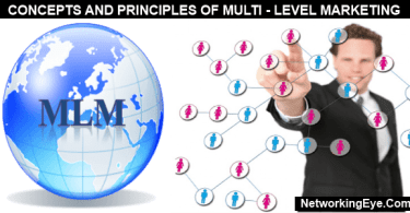 concepts and principles of multi level marketing