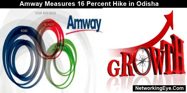 Amway Measures 16 percent Hike in Odisha