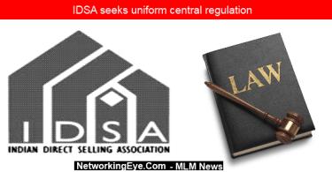 IDSA seeks uniform central regulation