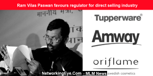 Ram Vilas Paswan favours regulator for direct selling industry