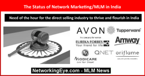 The Status of Network Marketing-MLM in India