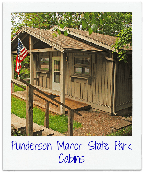 Punderson Manor Cabins12