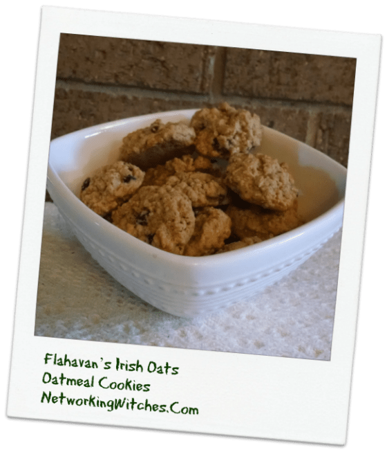 Easy Basic Flahavan's Irish Oats Oatmeal Raisin Cookies