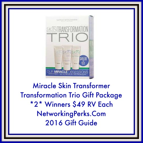 Miracle Skin Transformer Giveaway
