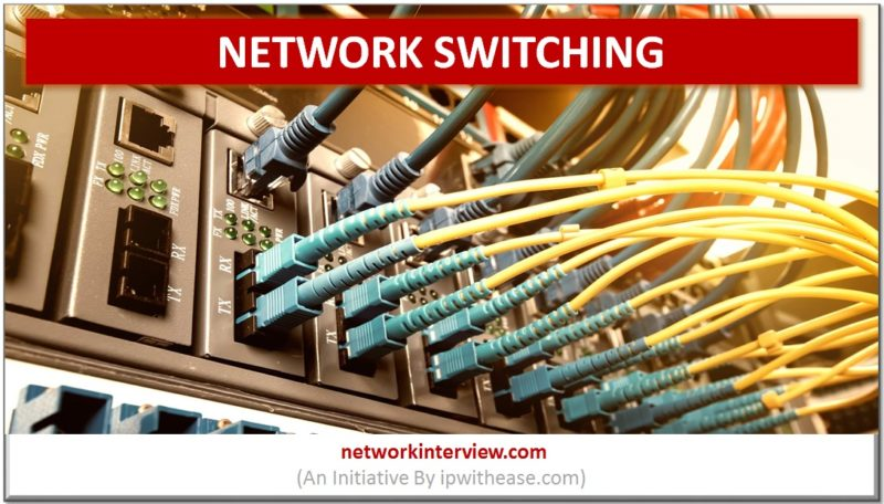 Network Switching
